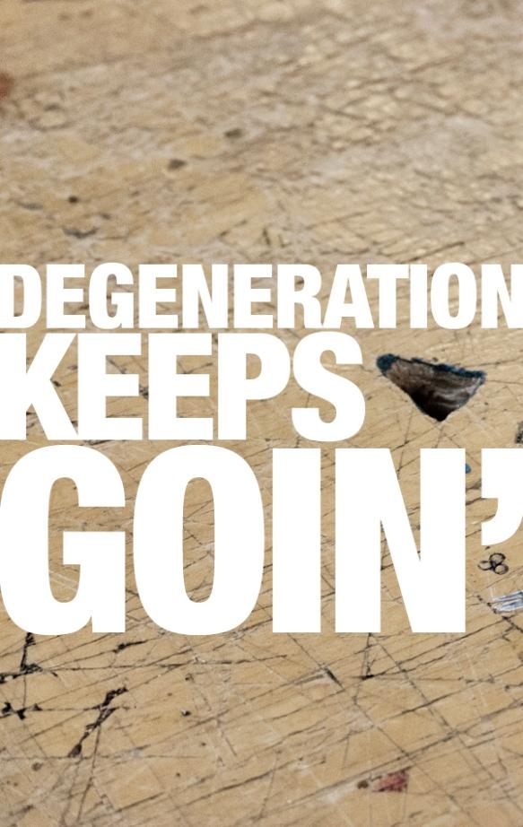 urban degeneration